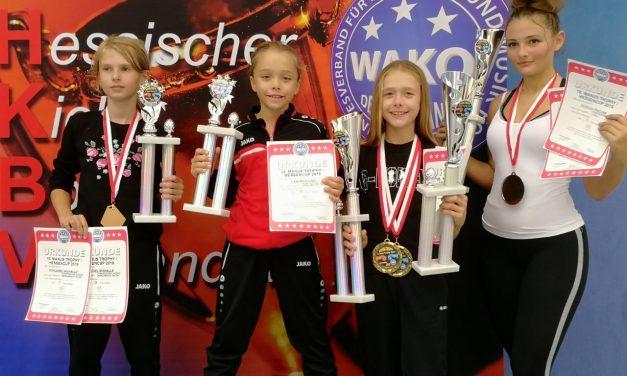 KSV Geisenhausen erfolgreich bei Manus-Trophy