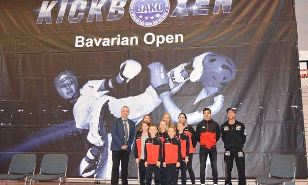 KSV Geisenhausen erfolgreichstes Team bei Bavarian Open