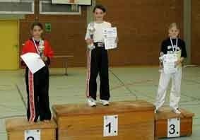 Bayerische Meisterschaft 2001