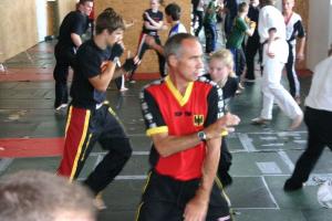 Kaderlehrgang 29.-30.08.2009